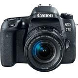 Canon Eos 77d + Lente 18-55 Ef-s  F/4-5,6 Is Stm Nuevo,ofert