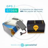 Gps Vehicular Tracker Satelital Gt06n Gsm/gprs Al Por Mayor