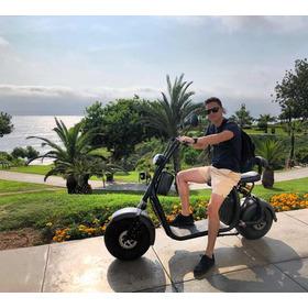 Remato Citycoco Nuevo (scooter Electrico 1500w - 2 Pasajero)
