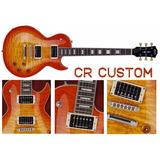 Guitarra Electrica Cort Cr Custom Crs Seymor Duncan ********