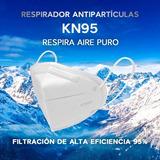 Mascarilla Respirador Kn95 / N95 Certificada Stock Inmediato