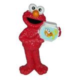 Figura Accion Elmo 7cm Plaza Sesamo Juguete Regalo Navidad