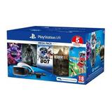 Ps4 Play Station 4 Vr Mega Pack + 5 Juegos