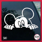 Stickers Mickey - Minnie Mouse