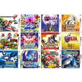 Juegos Para Nintendo 3ds Digital Pokemon Zelda Mario Etc