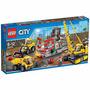 Lego City 60076 Solar De Demolición