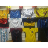 Camisetas Deportivas Por Mayor Y Menor Personalizadas
