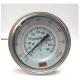 Termómetro Para Horno. Acero Inoxidable. De 0° A 500 °c.