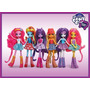 Muñecas My Little Pony Equestria Girls Originales Hasbro
