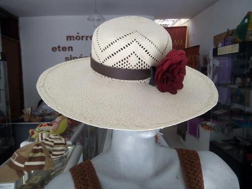 Sombreros De Paja Tejido A Mano Lima - S . 120 en Melinterest 00f3f2ae0c2