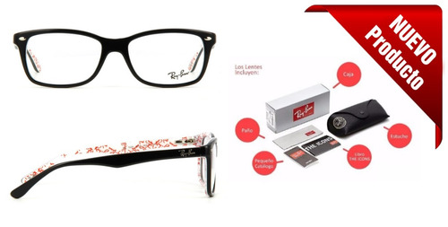 Monturas Rayban 5228 Made In Italy, Somos Optica 303721dbdd