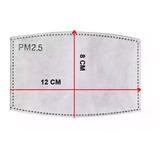 Filtro De Carbón Activado  Pm2.5 Importadas (filtro Pm 2.5)