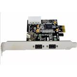 Tarjeta Pci-e Firewire 800 Texas Instrument 1394b Pc Mac