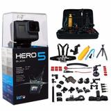 Gopro Hero5 Negro + Kit De Accesorios