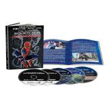 The Amazing Spiderman Bluray 4k Hd Película Digibook Nuevo