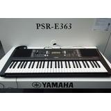 Vendo Teclado Yamaha Psr E363