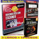 Manual De Diagnostico Automotriz Con Escaner Y Osciloscopio