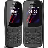 Microsoft Nokia 106 Celular Básico Radio Fm Sellado Nuevo