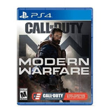 Call Of Duty Modern Warfare 2019 Fisico Disponible!
