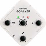 Interface Audio Portable Roland Go Mixer En Stock