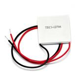 Cooler Tec1-12706 Heatsink Peltier Plate 12v 60w Arduino
