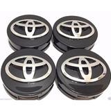Tapa Emblema Logo Aro  Toyota
