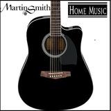 Guitarra Martin Smith Acustica Jumbo Importada D-carlo