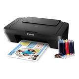 Impresora Canon Multifuncional Mg2410 Con Sistema De Tinta