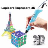 Lapicero Impresora 3d, Pantalla Lcd + Filamento Obsequio