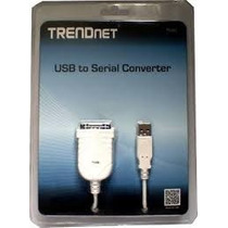 Cable Convertidor Usb A Serial (tu-s9) Trendnet