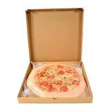 Cajas De Carton Para Pizza Con/sin Impresion