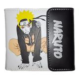 Billetera Hombre Anime Naruto Shippuden Navidad Regalo Otaku