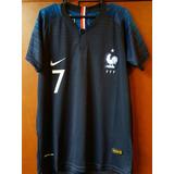 Camiseta Francia - Mundial Rusia 2018