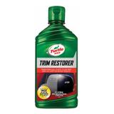 Turtle Wax Trim Restorer (renovador De Plásticos Autos)