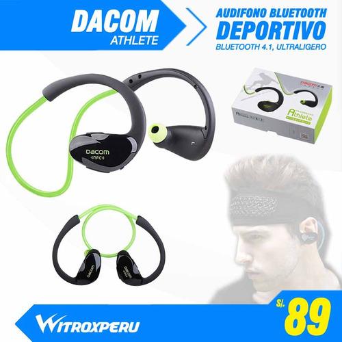 Audifono Bluetooth Deportivos Resistente Al Sudor Y Lluvia
