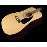 Guitarra Acustica Fender Fa-100, Color Natural Fa 100