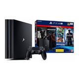 Ps4 Play Station 4 Pro 1tb - Stock Disponible