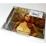 Lana Del Rey Born To Die Paradise Edition 2cd Sellado - Emk