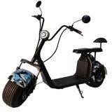 Moto Chopper Harley Eléctrico De Doble Suspensión ¡nuevas!