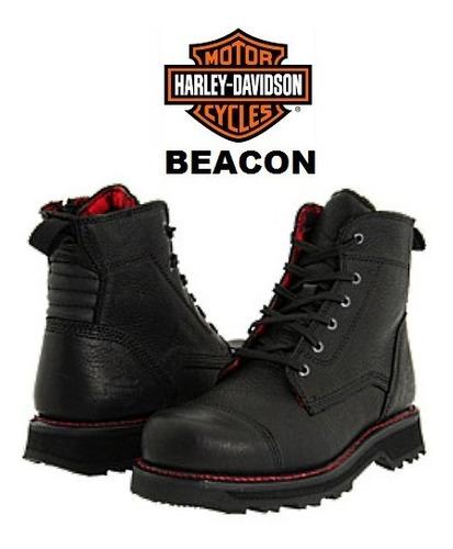 Botas Harley Davidson Beacon Botines S. 329 en Melinterest