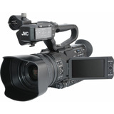 Filmadora Jvc Gy-hm170ua 4k 24/30 Mpxs + Micrófono Ofertón !