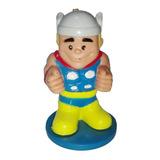 Llavero Thor 5cm Tm Marvel Regalo Navidad Amor Coleccion Lov