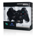 Mando Inalámbrico  Ps2,ps3,pc  Recargable No Usa Pilas !!!