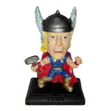 Figura Accion Thor 5cm Corinthian Marvel Micro Navidad Regal