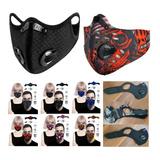Máscara Deportiva De Entrenamiento Con Filtro, Training Mask
