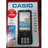 Calculadora Grafica Casio Classpad Ii Fx-cp400 Sellado/nuevo