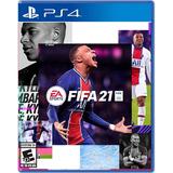 Preventa Fifa 21 Playstation 4