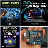 Arduino Exclusivos Libros Pdf - 10 Titulos Gran Oferta