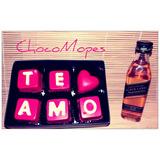 Bombones De Chocolate Te Amo + Black Label