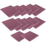 Paneles Acusticos - Color Guinda